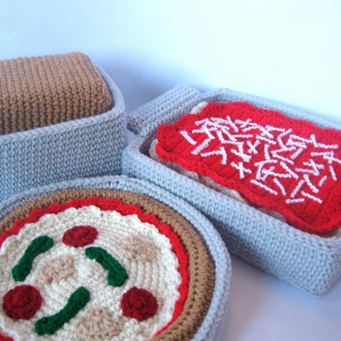 Crochet Patterns Free Food : Crafty Anna