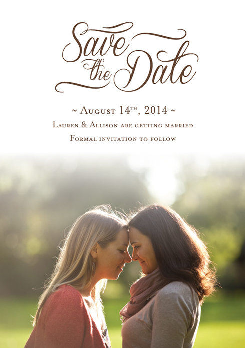 Afternoon-Glow-Save-the-date-card-by-Claudia-Owen-for-Greenvelope