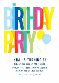 birthday-crowd-invitations-by Claudia Owen