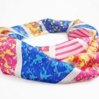 Crystalline Silk Scarf by Claudia Owen 2