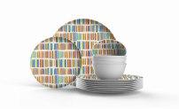 Dinnerware design by Claudia Owen 2