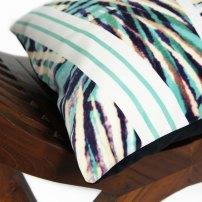 Gemstone Pillow by Claudia Owen 2