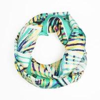 Gemstone Silk Scarf by Claudia Owen 1