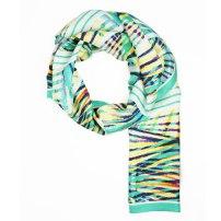 Gemstone Silk Scarf by Claudia Owen 2