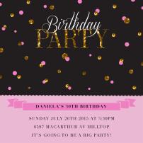 glitter-confetti-invitations-by Claudia Owen