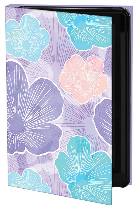 happy_flower_kindle_fire_template_cover by Claudia Owen for Keka Case