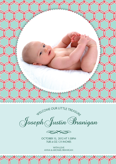Honeycomb-baby-announcement-card-by-Claudia-Owen-for-Greenvelope