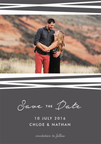 modern-wrap-save-the-dates-by Claudia Owen