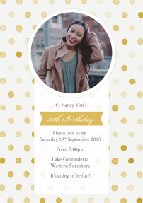 polka-dot-cut-out-invitations-by Claudia Owen