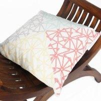 Symmetry Pillow by Claudia Owen 1