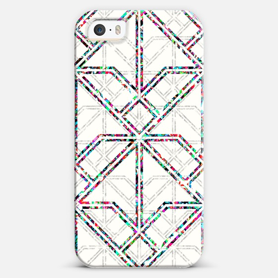 Ant trail phone cover by Claudia Owen