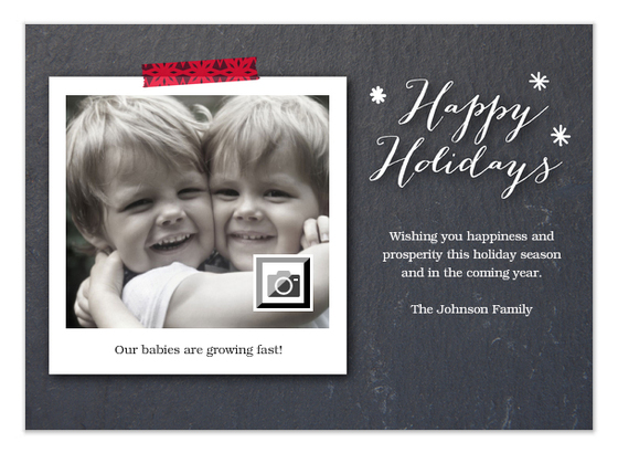 Holiday Card by Claudia Owen for Celebrations 5