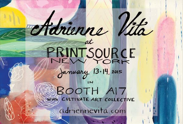 Adrienne Vita Printsource