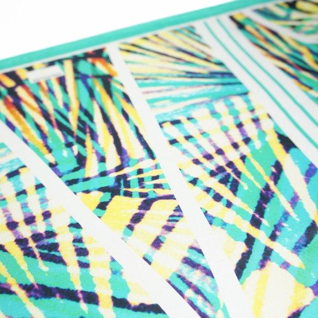 Gemstone Silk Scarf by Claudia Owen 5