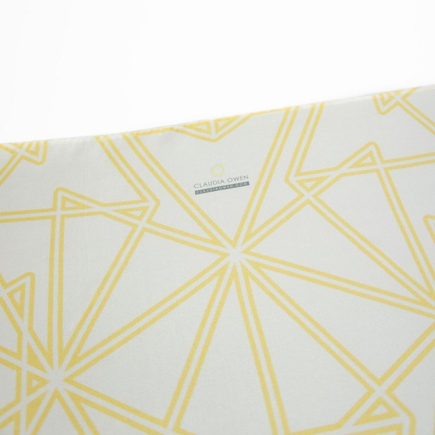 Symmetry Silk Scarf By Claudia Owen 5