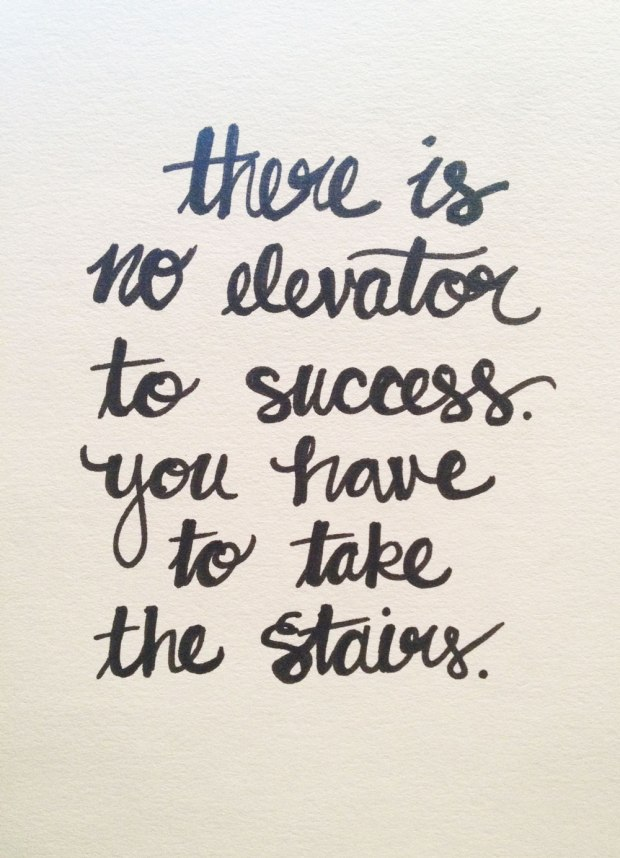 Take-the-stairs-quote