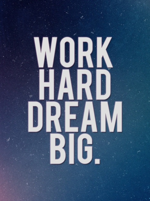 Quotes About Hard Work And Dreams: Work-hard-dream-big-wallpapers_quote