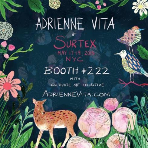 Adrienne Vita Surtex 2015