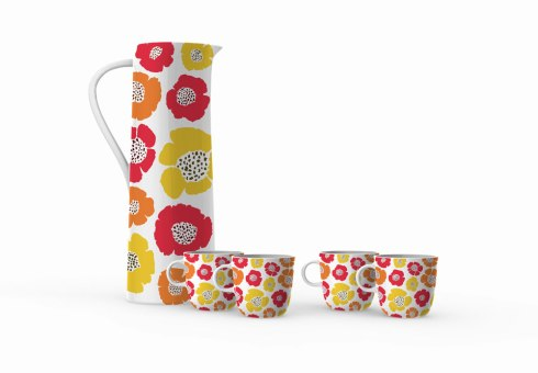 Dinnerware design by Claudia Owen 4