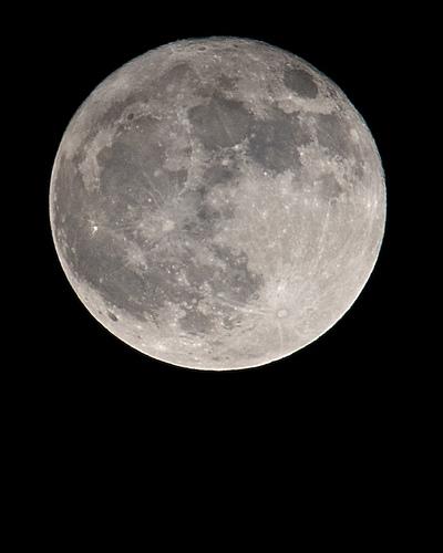 Moon by Matt Pasant