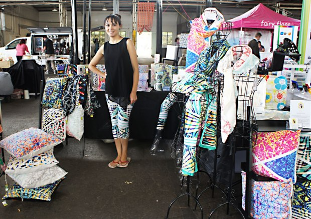 Claudia-Owen-at-Canberra-CommUnity-Twilight-Markets-Canberra-1