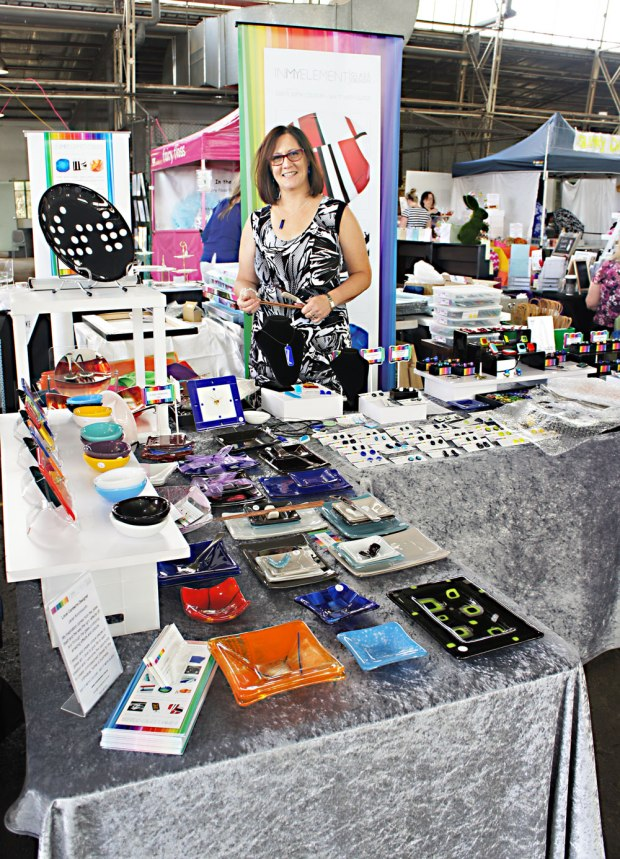Claudia-Owen-at-Canberra-CommUnity-Twilight-Markets-Canberra-In-My-Element