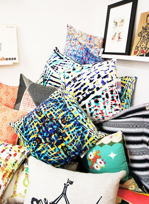Cushion Throw Pillows for Handmade Canberra Shop by Claudia Owen.jpg