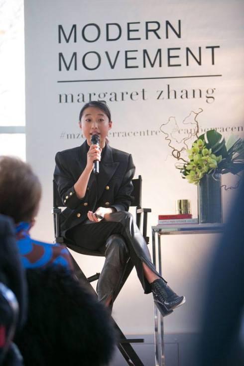 Margaret Zhang Workshop at the Canberra Centre 7