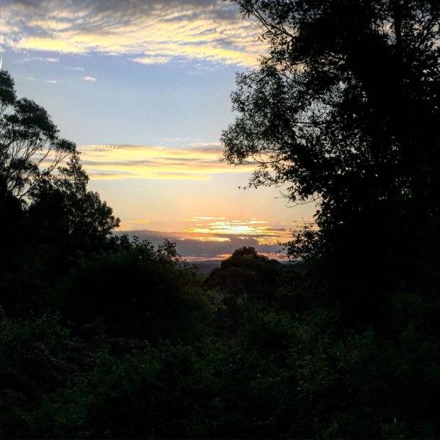 Kangaroo-Valley-Sunset-by-Claudia-Owen