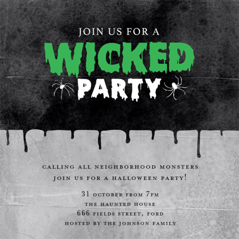 wicked-invitations-by Claudia Owen for Greenvelope1