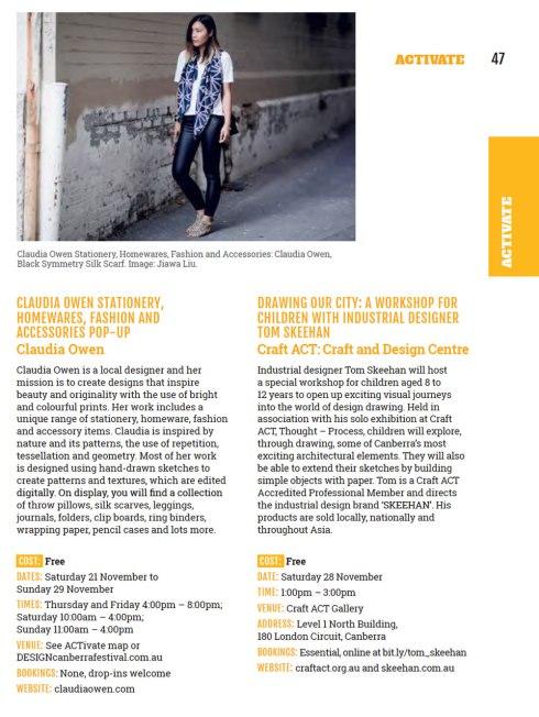 DESIGN-Canberra-Program-featuring-Claudia-Owen
