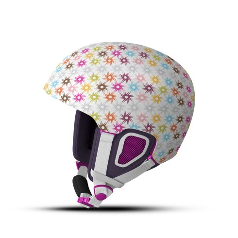 How to create product mock ups - Side View Helmet Design by Claudia Owen