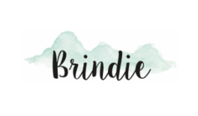 Brindie Logo Featured in Claudia Owen Blog