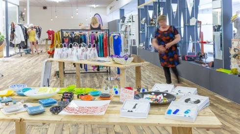 CARDIF Collective in Canberra Local Designers featured in Claudia Owen Blog 5