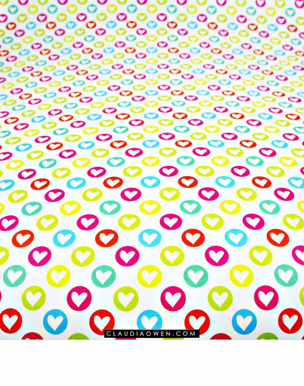 Colorful-Hearts-Wrapping-Paper-Design-for-Handmade-Shop-Canberra-by-Claudia-Owen-2