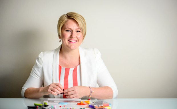 Lisa Grench from Brindie Featured in Claudia Owen Blog Canberra