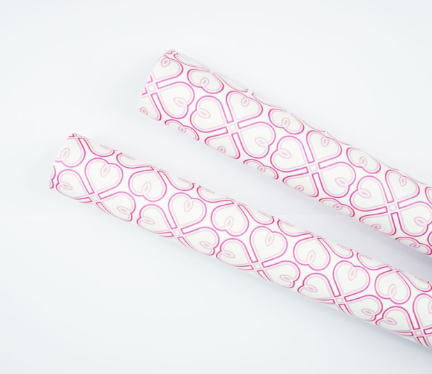Sweet-Hearts-in-Pink-Wrapping-Paper-Design-for-Handmade-Shop-Canberra-by-Claudia-Owen-2