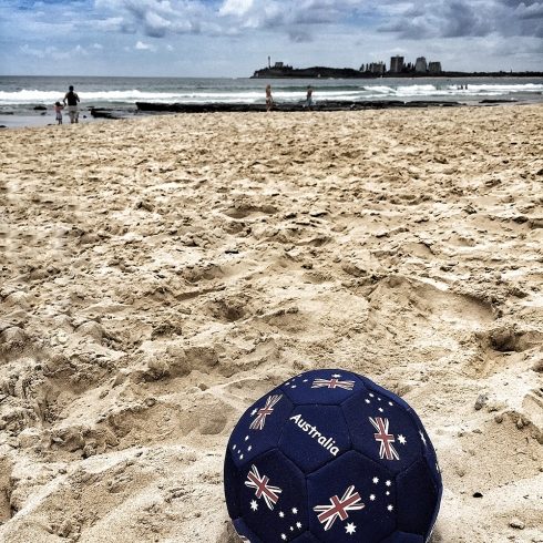 Mooloolaba Australia Ball Photography by Claudia Owen
