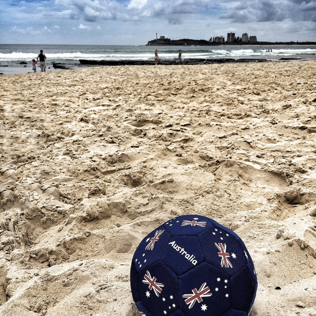 Mooloolaba Australia Ball Photography by Claudia Owen