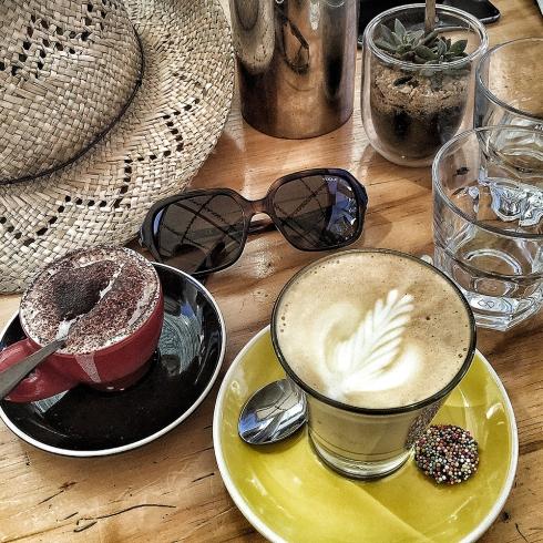 Mooloolaba Coffee Break Photography by Claudia Owen