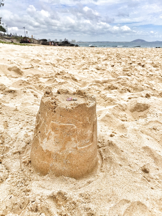 Mooloolaba Sand Castles Photography by Claudia Owen