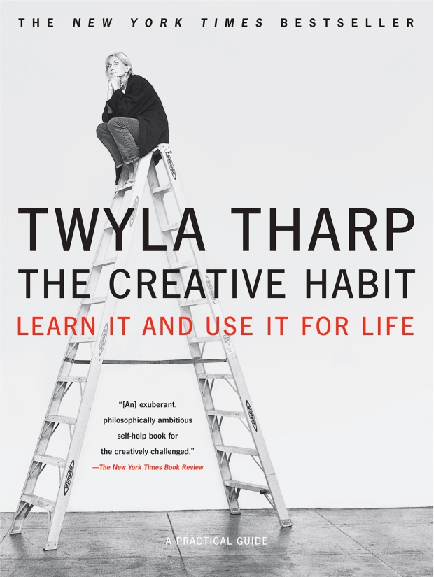 Twyla Tharps The Creative Habit Learn It and Use It for Life featured in Claudia Owen Blog
