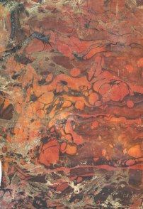 Marbled Mulberry Papers available from Dick Blick featured on Claudia Owen Blog 6